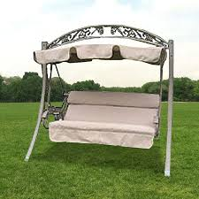 Costco Arched Frame Swing Replacement Cushion Garden Winds