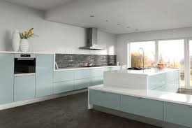 Of Blue Kitchens Welford Sky Blue For The Home Pinterest Kitchen Unit Grey