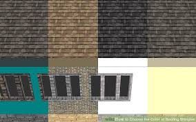 architectural shingles colors. Image Titled Choose The Color Of Roofing Shingles Step 2 Architectural Colors I
