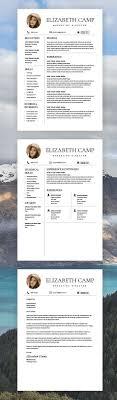 Pinterest Resume Best 100 Modern Resume Template Ideas On Pinterest Resume inside 56