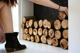 faux logs for fireplace fake logs for fireplace faux fireplace logs with candles