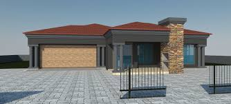 3 Bedroom House Plans With Double Garage