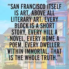 San Francisco Quotes Extraordinary 48 San Francisco Quotes 48 QuotePrism