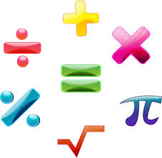 Image result for maths symbols