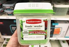 1 rubbermaid freshworks produce saver 1 5 l 6 3 c 9 89 through 7 7