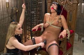 beautiful Rose and Aiden love BDSM gir on girl Girl on Girl.