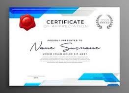 Certificate Of Appreciation 1544 Free Downloads