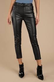 free people black belted vegan skinny pants