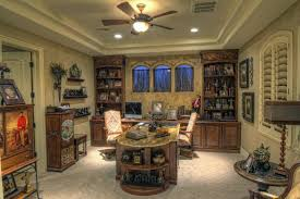 home office decor brown. Home Office : Luxury Decor With Brown Tile Floor And Marble In S