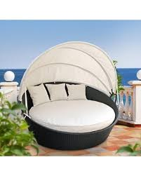Amazing Winter Deal: Holden Canopy Outdoor Patio Daybed with ...