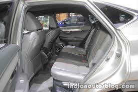 2018 lexus is 300. beautiful 300 2018 lexus nx 300 rear seat at iaa 2017 inside lexus is