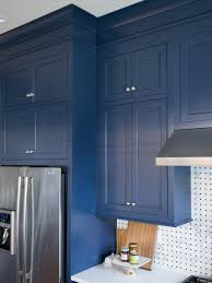 Blue Kitchen Cabinets Home Decor Distressed Blue Kitchen Cabinets As Black Distressed
