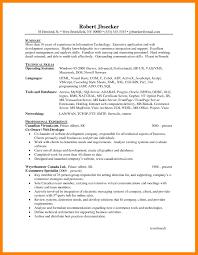 8 Web Developer Resume Sample Job Apply Form