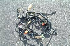 miscellaneous used honda parts gotmotoparts com used sport bike 93 94 cbr900rr main wiring harness 115 shipped 100 shipped