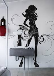 woman silhouette wall art designs on black woman silhouette wall art with woman silhouette wall art wall designs