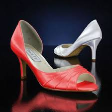 coral wedding shoes. Coral Wedding Shoes BridalShoescom