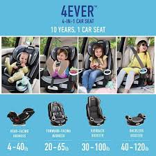 graco 4ever all in one how to safety