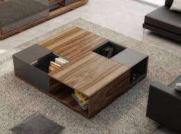 move coffee table by up huppe huppé