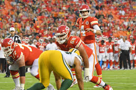 Kansas City Chiefs Running Back Depth Chart Chiefs Depth Chart Lists Andrew Wylie Ron Parker As
