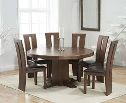 dark oak dining table fresh torino 150cm dark solid oak round pedestal dining table