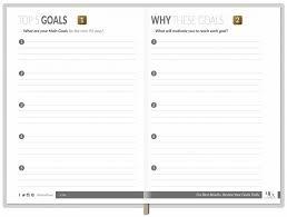 Daily Journal Planner 90x Goal Planner