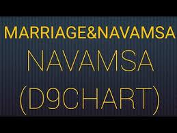 How To Check Navamsa D9 Chart Marriage Life And Navasma