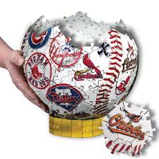 mlb puzzle ball sports jigsaw puzzle