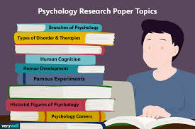 Difficult Essay Topics Psychology Research Paper Topics 50 Great Ideas