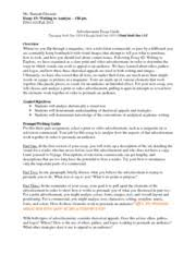 exploratory essay sample destined to be a businessman an 3 pages advertisement essay guide