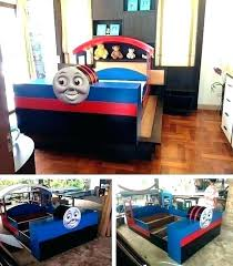 Thomas The Train Bed Bedding Twin Tent Toddler With Little Tikes ...
