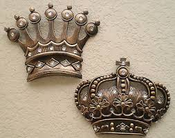 pretty design wall crown decor new trends prince home decorating ideas princess for nursery queen 3d large kirklands