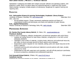 Amazing Public Library Resume Sample Ensign Documentation Template