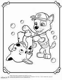 Paw Patrol Coloring Pages Free Best Of Paw Bitsliceme