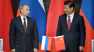 Putin and Xi: not quite the allies they seem | Financial Times