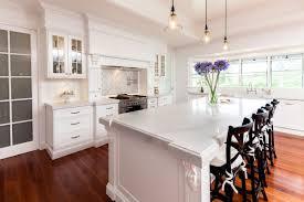 Kitchen Designer Brisbane Brisbane Granite And Marble Calacatta Nuvo Transitional White