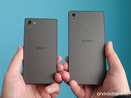 sony z5 compact. what\u0027s the difference between sony xperia z5 and compact? compact android central