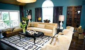 proper living room area rug placement ideas for size