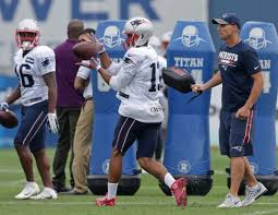 Patriots Depth Chart 2017 Second Year Wr Devin Lucien Fights For Spot On Crowded