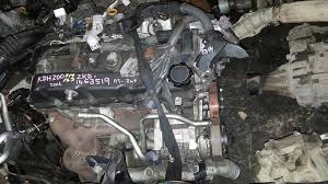 Engine parts : Toyota KDH Engine