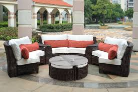 patio outdoor patio patio furniture target white chair with dark brown rattan frame with