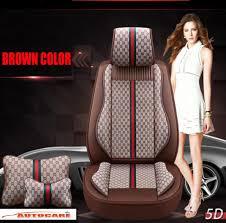 china 5d car seat covers hot fashion