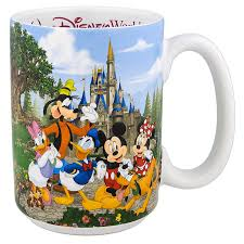 Bring favorite disney characters home to the table. Disney Coffee Cup New Storybook Attractions Mom