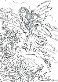 Coloring Pages Fairy Coloring Pages Page Printable Of Fairies