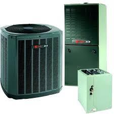 trane heat pump cost. Exellent Cost Ac Unit Cost 2 Ton Price 5 A C Gas Furnace Installed Trane Package 4 Heat  Pump And Trane Heat Pump Cost R