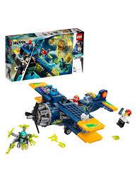 <b>Конструктор LEGO Hidden</b> Side 70429 Трюковый самолёт Эль ...