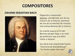 Biografía De Johann Sebastian Bach Quién Es Obras Información VidaFotos De Johann Sebastian Bach