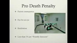 term paper on the death penalty image of leathal injection table death penalty