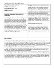 ap literature poisonwood bible essay