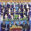 20 Llegadoras [CD & DVD]