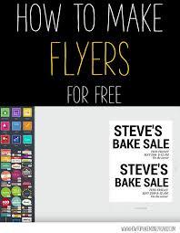 Best 25+ Make a flyer ideas on Pinterest | Make flyers online ...